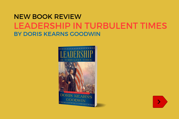 leadership in turbulent times slide