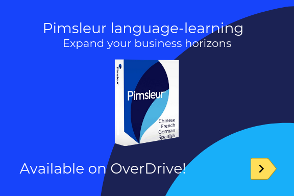 pimsleur overdrive audio slide