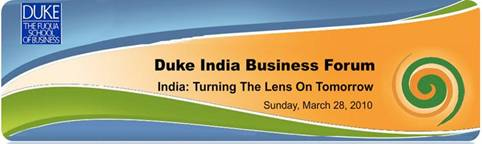 India Forum March 28th